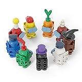 Among Us Figuras Juguetes Bloques de construcción, Among Us Space Astronaut Figures Set Modelo, Regalos para fans del juego para niños y niñas Regalo de cumpleaños de Navidad - 126pcs