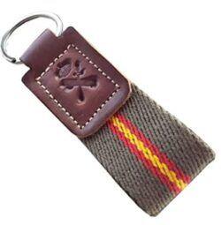 llaveros de cuero artesanales baratos