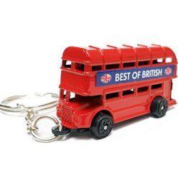 Llaveros de autobús baratos
