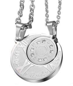 Llaveros de plata para parejas baratos
