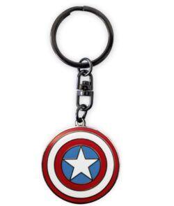 Llaveros Capitán América baratos