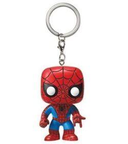 Llaveros Spidermann baratos