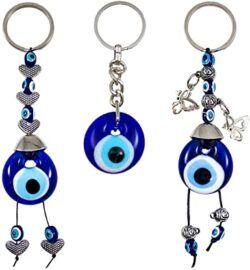 llaveros ojo turco