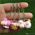 llaveros ovejas