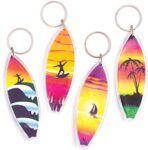 llaveros surf